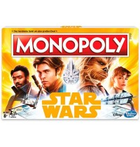 Hasbro - Monopoly Solo - A Star Wars™ Story