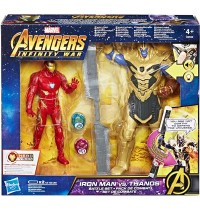 Hasbro - Avengers 6 Thanos Battle-Set