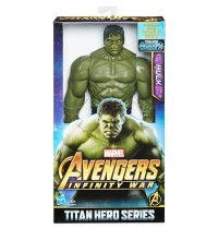 Hasbro - Avengers Titan Hero Power FX Hulk
