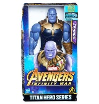 Hasbro - Avengers Titan Hero Power FX Thanos