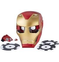 Hasbro - Avengers Hero Vision AR Iron Man Helm