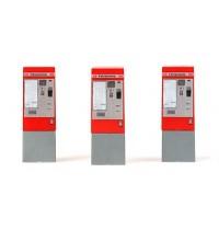 Fahrkartenautomat DB 3 Stück