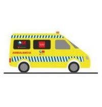 Transit Kasten Ambulancia Mad