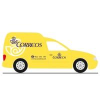 Caddy Correos (ES)