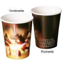 SW 8 Becher Star Wars