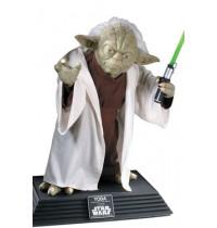 SW Yoda Lifesize Statue 66cm