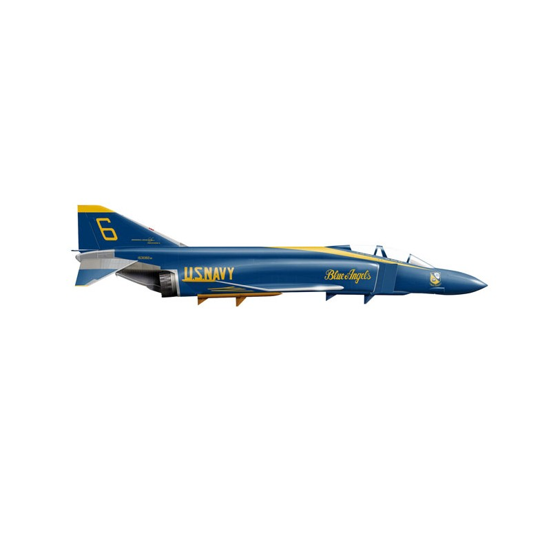 F-4J US Navy BlueAngels No6