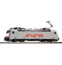 E-Lok BR 186 FYRA grau VI, 4