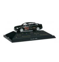 """Audi A8 """"Weihnachten 2014"""""""