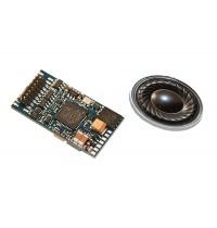 Loksounddecoder & Lautspreche