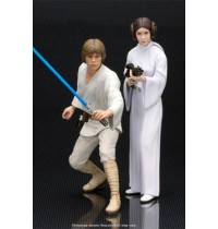 Star Wars Skywalker+Leia