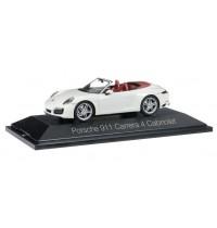 """Porsche 911 Carrera 4 Cabr.""""w"""