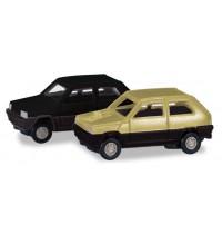 "N/Fiat Panda ""grünbeige+schw."