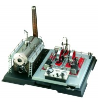 D32 Dampfmaschine