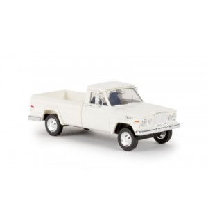 Jeep Gladiator 1962, weiss, T