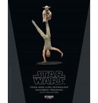 SW Yoda & Luke a.Dagobah