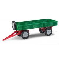 Anhänger T4 grün