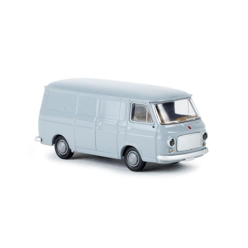 Fiat 238 Kasten, grau, TD
