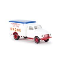 "Opel Blitz Koffer ""Circus Kro"
