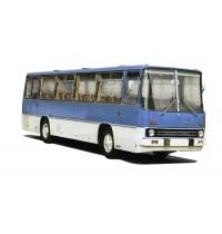 Ikarus 255, blau/weiss, TD