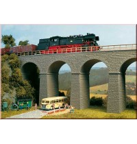 H0 Eisenbahnbrücke