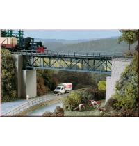H0 Fachwerkbrücke