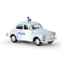 "1:87 Morris Minor ""Police"",TD"
