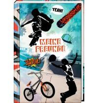 Freundebuch Meine Freunde - Sport