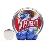 Knete magnetisch blau