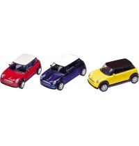 * Mini Cooper (2001), Spritz