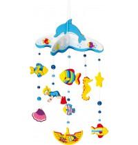 Unterwasserwelt, Mobile aus