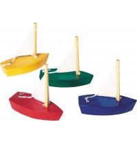 Mini-Segelboote