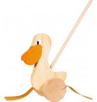Pelikan, Schiebetier