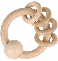 Greifling mit 4 Ringen