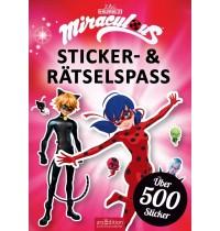 Miraculous Sticker- und Rätselspaß