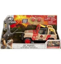 Mattel - Matchbox® Jurassic World Jeep Wrangler und Rettungsnetz