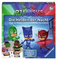 Ravensburger Spiel - PJ Masks Die Helden der Nacht