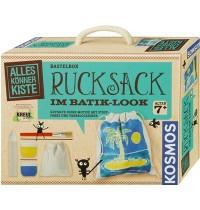 KOSMOS - Rucksack im Batik-Look