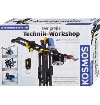 KOSMOS - Der große Technik-Workshop