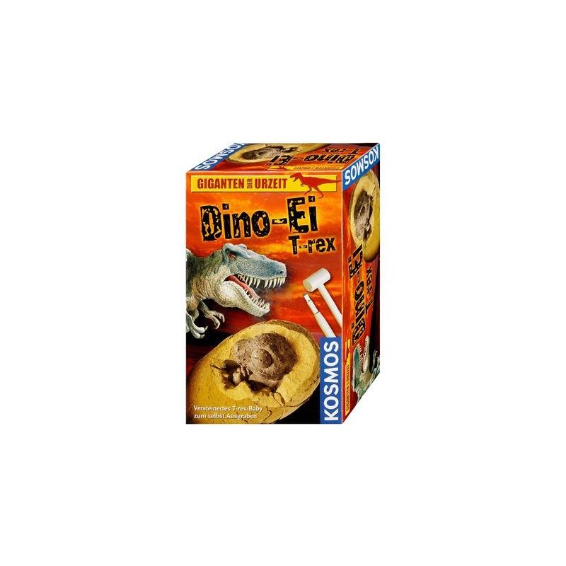 KOSMOS - Ausgrabungsset Dino-Ei T-Rex_Kosmos®_4002051651077