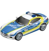 GO!!! Mercedes-AMG GT Coupé Polizei