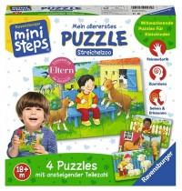 Ravensburger Puzzle - Mein allererstes Puzzle - Streichelzoo