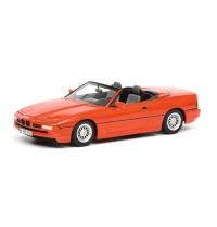 Schuco - BMW 850i Cabriolet, rot 1:43