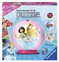 Ravensburger Puzzle - 3D Puzzles - Disney™ Princess, 72 Teile