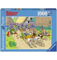 Ravensburger Puzzle - Asterix in Italien, 1000 Teile