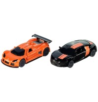 Black & Orange Special Edition