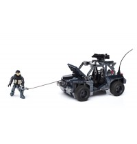 Mattel Mega Bloks Collectors Call of Duty ATV