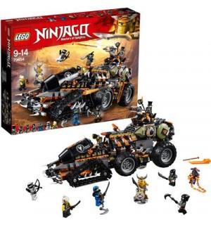 Lego Ninjago 70654 Drachen Fängerlego5702016110692