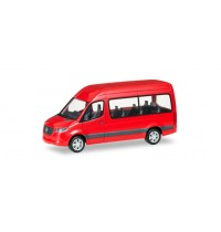 MB Sprinter`18 Bus HD, rot