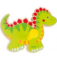 Garderobe Dinosaurier